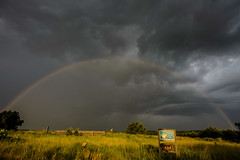 Rainbow over Bridge-47993.jpg by Mully410 * Images