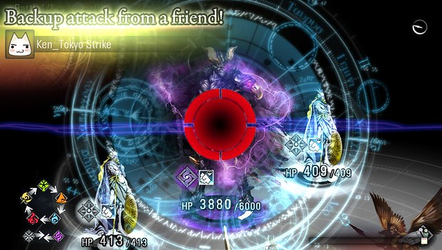 Destiny of Spirits on PS Vita