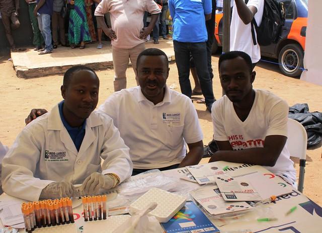 Okyeame Kwame Free Hepatitis B at Obra Spot