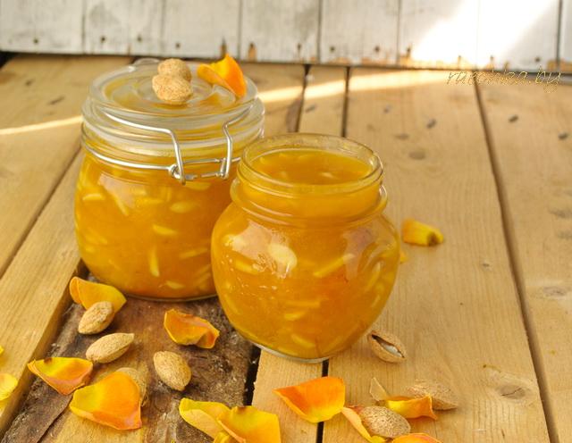 абрикосовое варенье 2