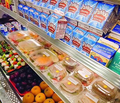 "Beginning with the 2014-15 school year, ""competitive foods"" in schools (a la carte and vending machine items) will be subject to new nutritional standards."
