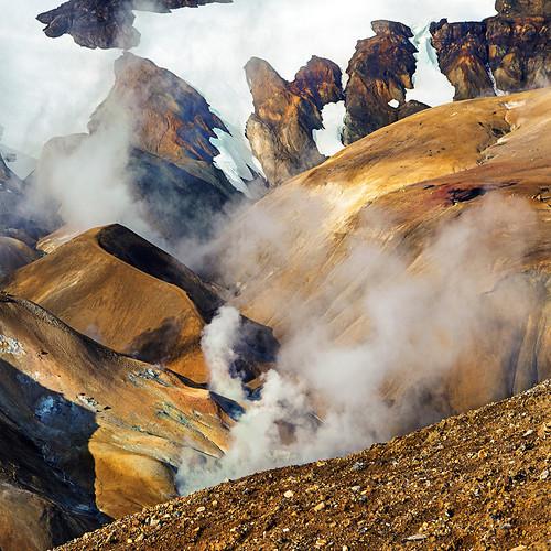 travel snow mountains nature landscape volcano landscapes iceland islandia giants geothermal ísland kerlingarfjöll natureiceland canoneos5dmarkii canonef2470mm128lusm sigmundurandresson 500pxtours