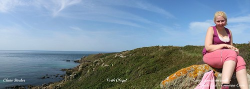 Porth Chapel by Stocker Images