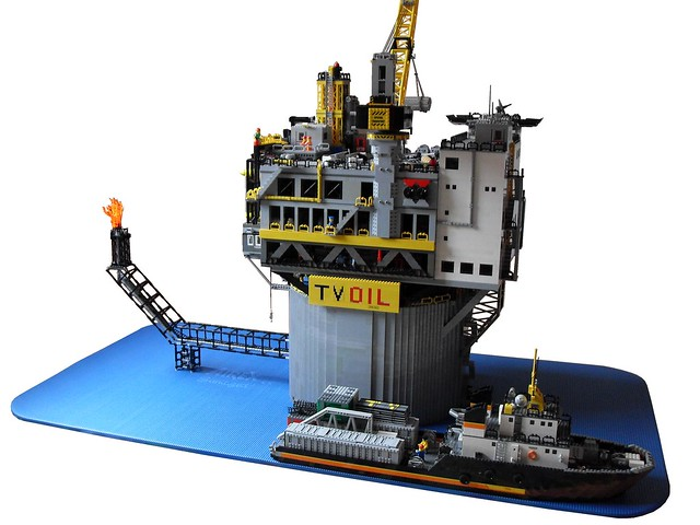 2nd Oil Rig