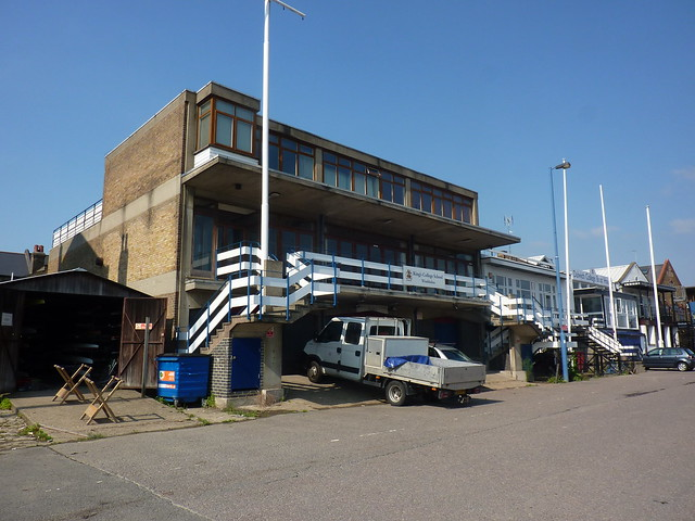 Kings College School Boat House