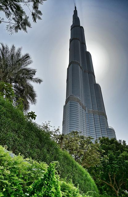 Burj Khalifa definition/meaning