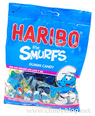 Haribo The Smurfs Gummi Candy