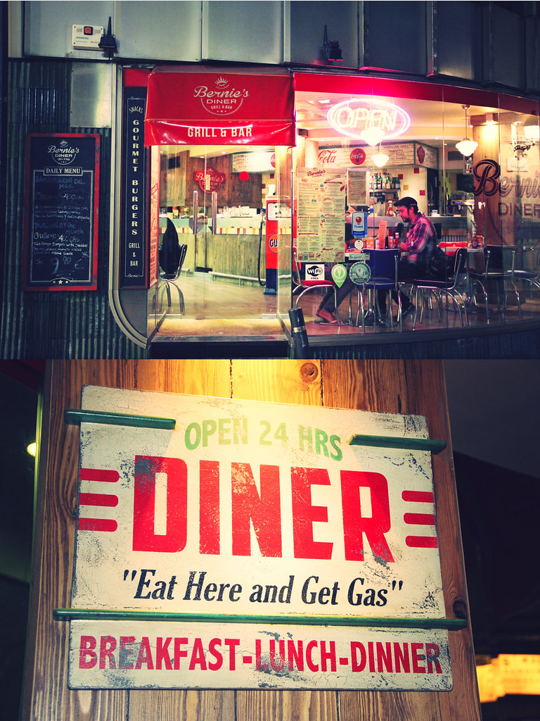 Bernies Diner Barcelona