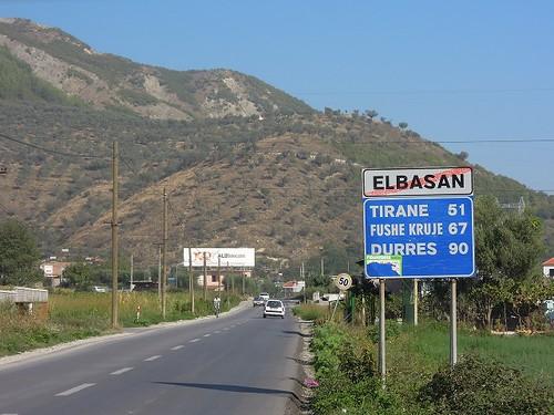 目的地、Tirane