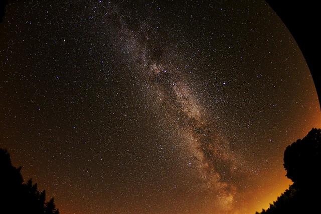 Sterne über St. Andreasberg