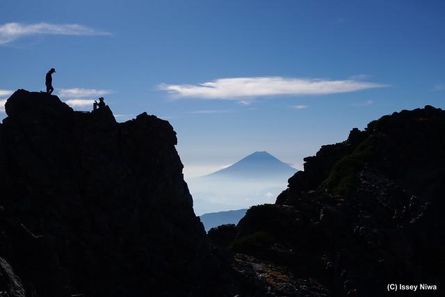 Mt.Kita 07:50