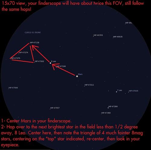CometISONHopTo1October2013