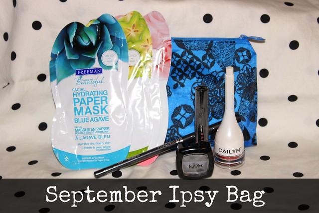 Sept 13 Ipsy