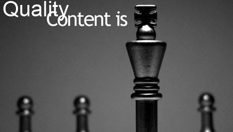 Quality content will rank your blog better on search engine result pahes