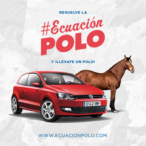 #Ecuación Polo Volkswagen
