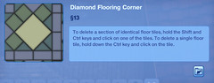 Diamond Flooring Corner