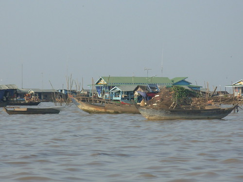 Siem Reap-Battambang - bateau (6)