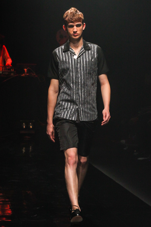 SS14 Tokyo Patchy Cake Eater010_Eugen Ivanov(Fashion Press)