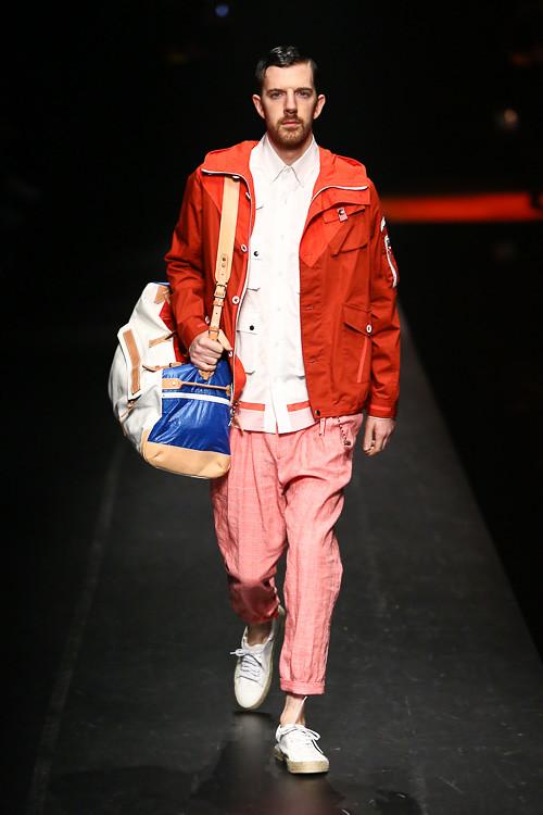 SS14 Tokyo yoshio kubo007_Cameron(Fashion Press)