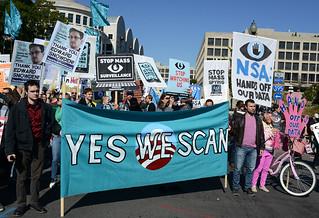 2013 DC Rally Against Mass Surveillance 38