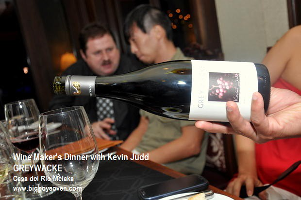 Greywacke Wine Maker Dinner with Kevin Judd 11