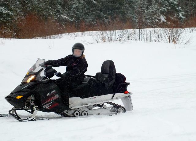 Les meilleures activités du Quebec Motoneige à Quebec
