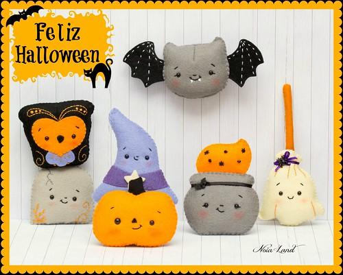 Feliz Halloween a todos