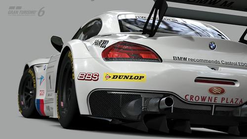 Gran Turismo 6 - BMW Z4 GT3