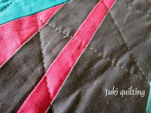 Juki quilting