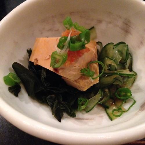 IKYU Gourmet Traveller: Zensai - Ibaraki Ankimo (Monk Fish Liver)