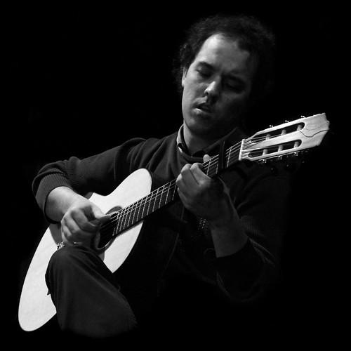 ALFONSO SALAS EN CONCIERTO - TEATRO EL ALBÉITAR - 21.02.13