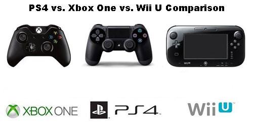 Wii U Vs Ps4 Vs Xbox One Vs Ouya Ps4 vs  xbox one vs  wii uXbox One Vs Ps4 Vs Wii U Vs Ouya