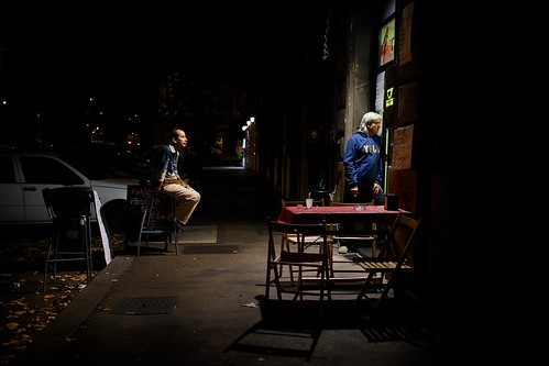 "273/365 - ""Night Walking"" nr.1 by Luca Rossini"