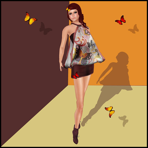 LpD - Chica Dress Papillon by ♥Caprycia♥