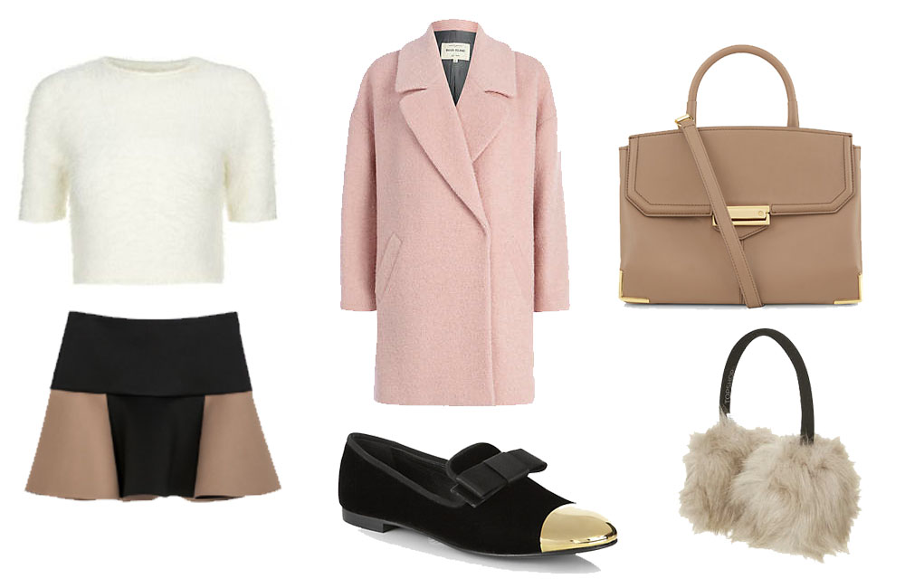 WIWW - Pink Coat