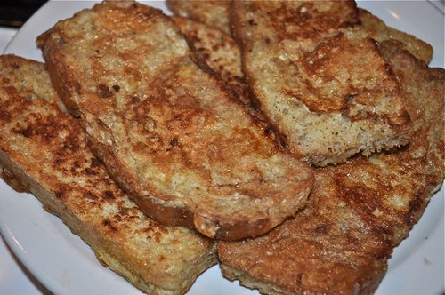 french toast feature