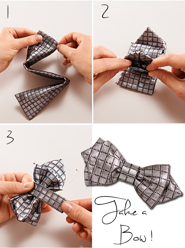 Bow Tie DIY – Sewing Blog