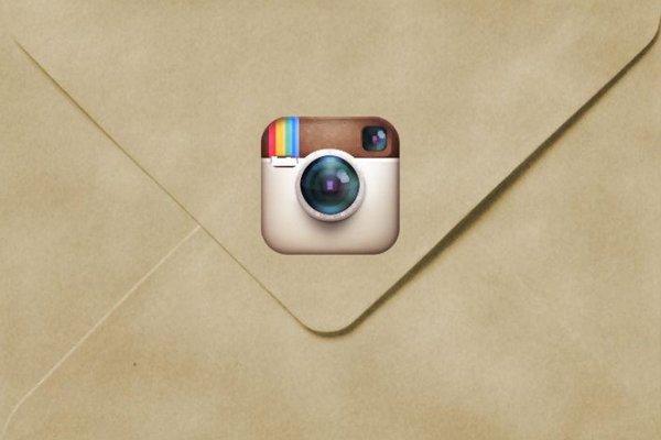 Сообщения Instagram