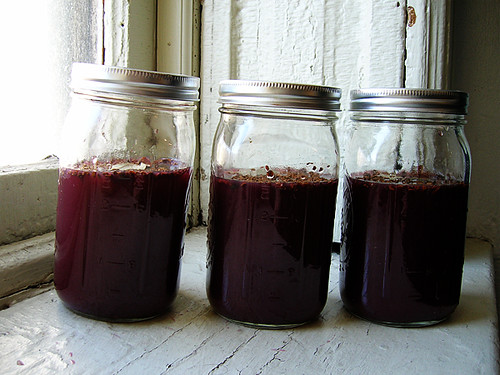 mulled wine jars