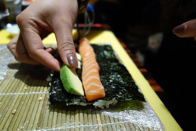 Sumosan Sushi Masterclass