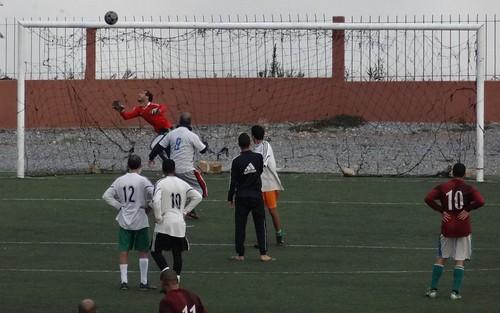 الاتحاد رماس و الاتحاد توبة - كرة القدم الهواة في الدار البيضاء