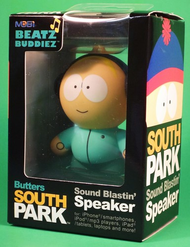 Loot Crate Nov 13 Butters speaker