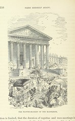 """British Library digitised image from page 152 of """"Paris Herself Again in 1878-9 ... With ... illustrations ... Fourth edition"""""""