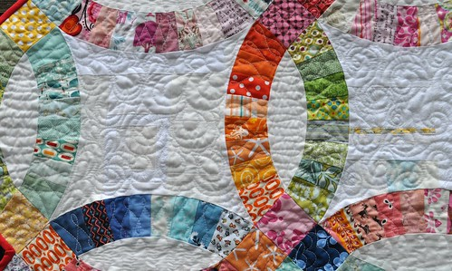scrap dwr quilting clams