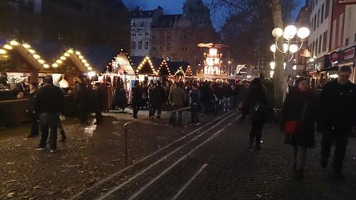 Weihnachtsmarkt Bonn 2013