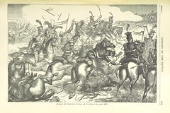 """British Library digitised image from page 539 of """"British Battles on Land and Sea"""""""