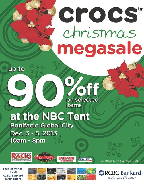crocs_christmas_megasale