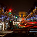 Chaotic traffic at the Champs-Élysées by reintjedevos