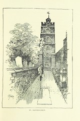 """British Library digitised image from page 83 of """"Stories of the Streets of London ... With ... illustrations by C. G. Harper"""""""