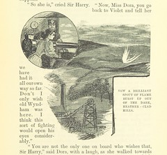 """British Library digitised image from page 251 of """"The Outlaws of the Air, etc"""""""